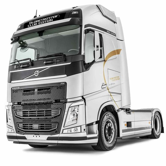 Volvo FH Globetrotter Club Edition
