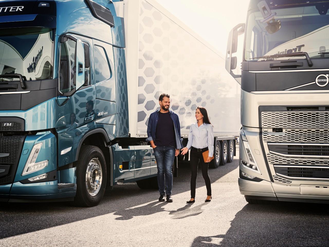 Storitve za tovorna vozila – po vaši meri
